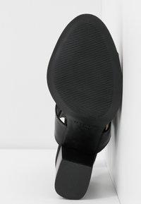 River Island - High heeled sandals - black - 6