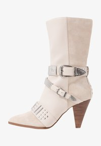 River Island - High heeled boots - white - 1
