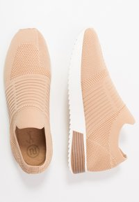 River Island - Slip-ons - toasted almond - 3