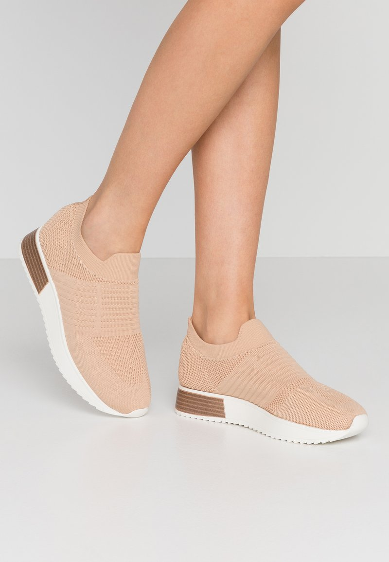 River Island - Slip-ons - toasted almond