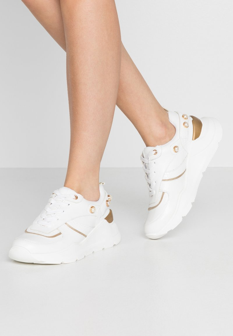 River Island - Sneakersy niskie - white