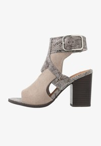 River Island - High heeled sandals - grey - 1