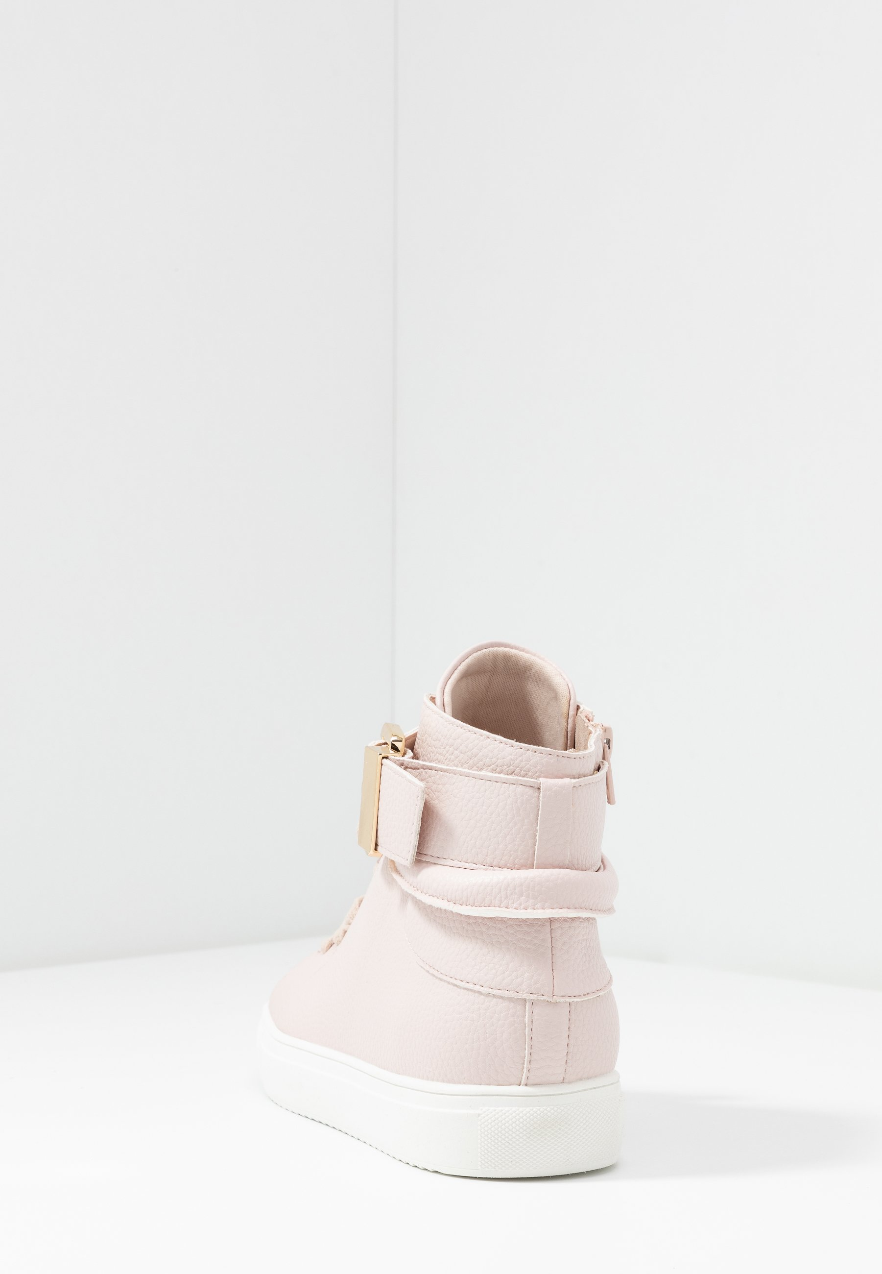 River Island Sneakers high - light pink gD025