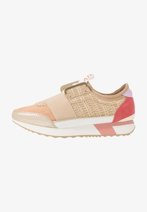 Trainers - light beige