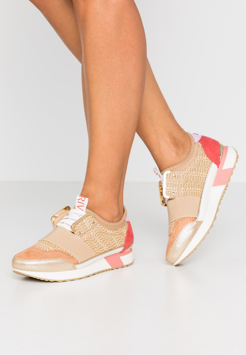 River Island - Sneaker low - light beige