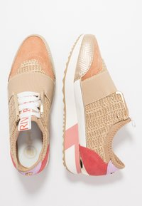 River Island - Sneaker low - light beige - 3