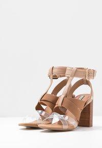 River Island - High heeled sandals - light pink - 4