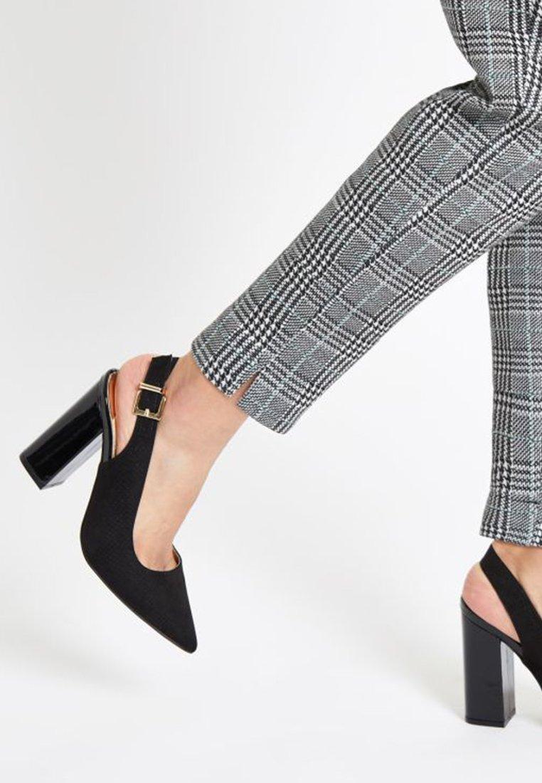 River Island Wide Fit - High heels - black