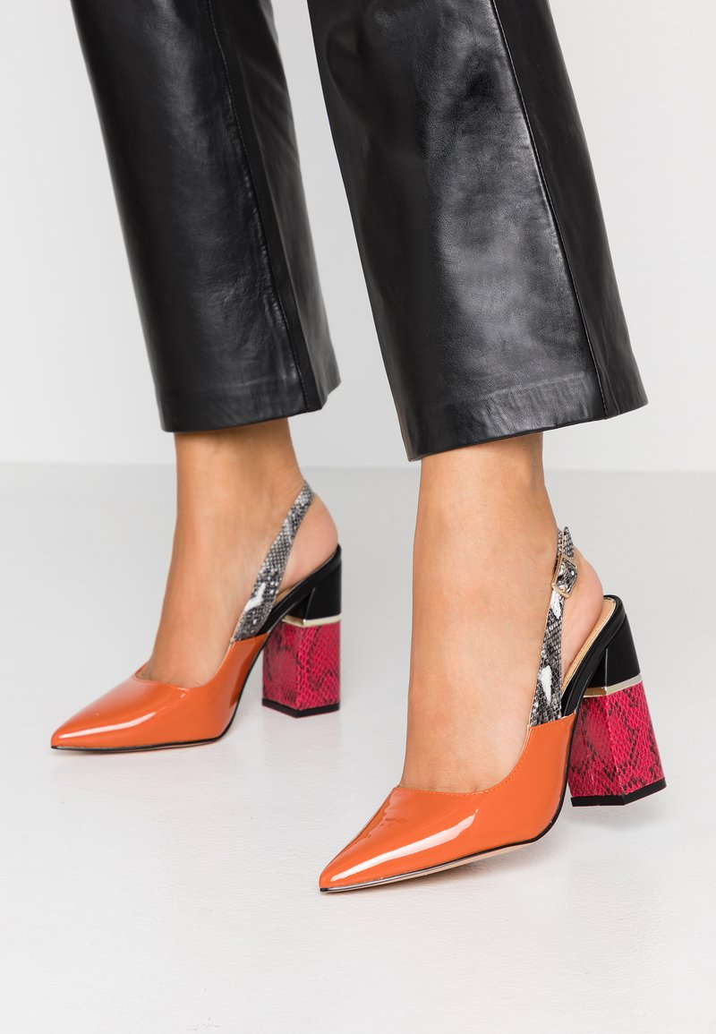 River Island - High heels - orange