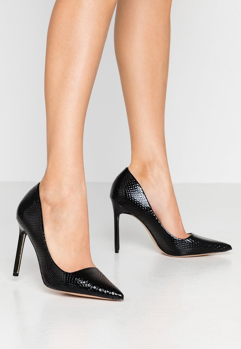 River Island - Decolleté - black