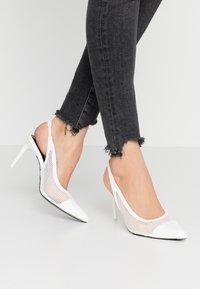 River Island - High heels - white - 0