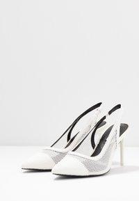 River Island - High heels - white - 4