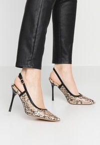 River Island - High heels - beige - 0