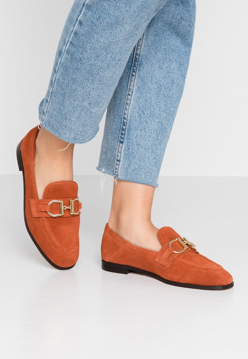 River Island - Slip-ons - orange
