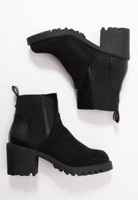 River Island - Kotníková obuv - black - 3