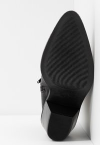 River Island - Kotníková obuv na vysokém podpatku - black - 6