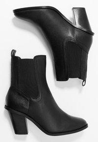 River Island - Kotníkové boty - black - 3