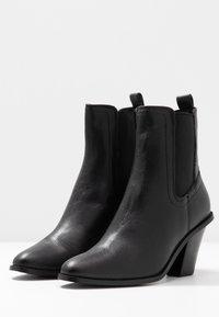 River Island - Kotníkové boty - black - 4