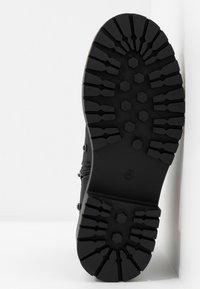 River Island - Platform ankle boots - black - 6