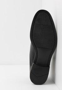 River Island - Elegantní nazouvací boty - black - 4