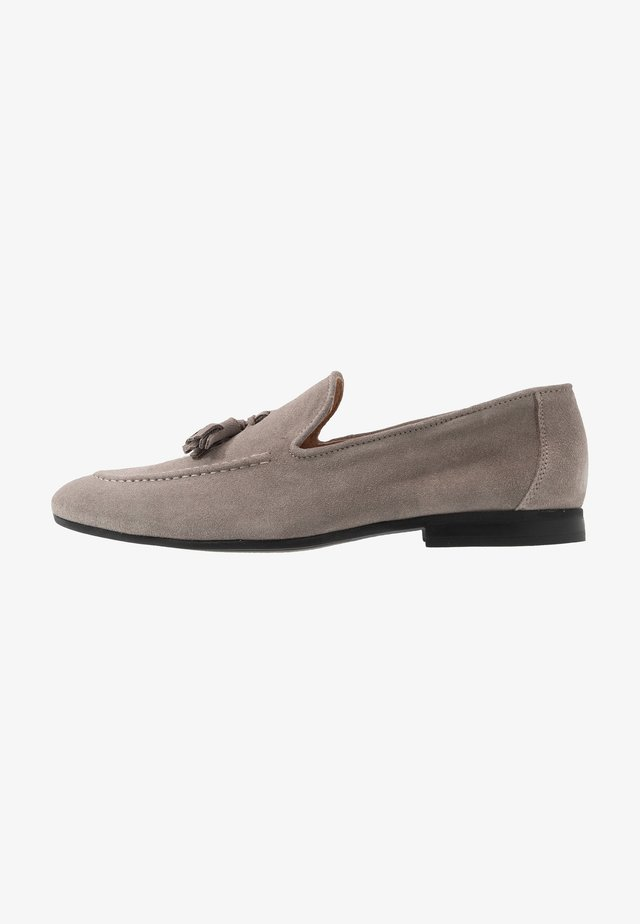 Business-Slipper - grey
