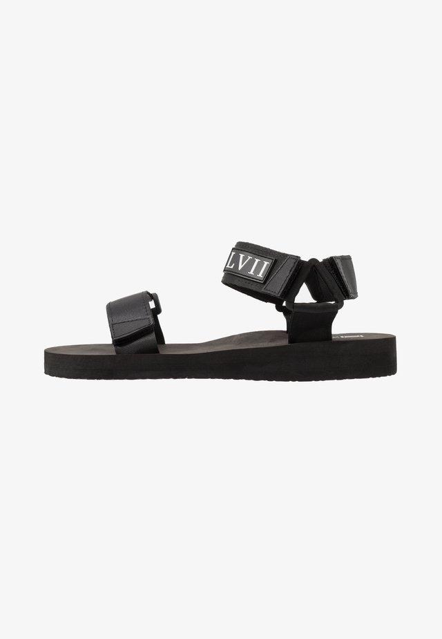 TECH - Sandals - black