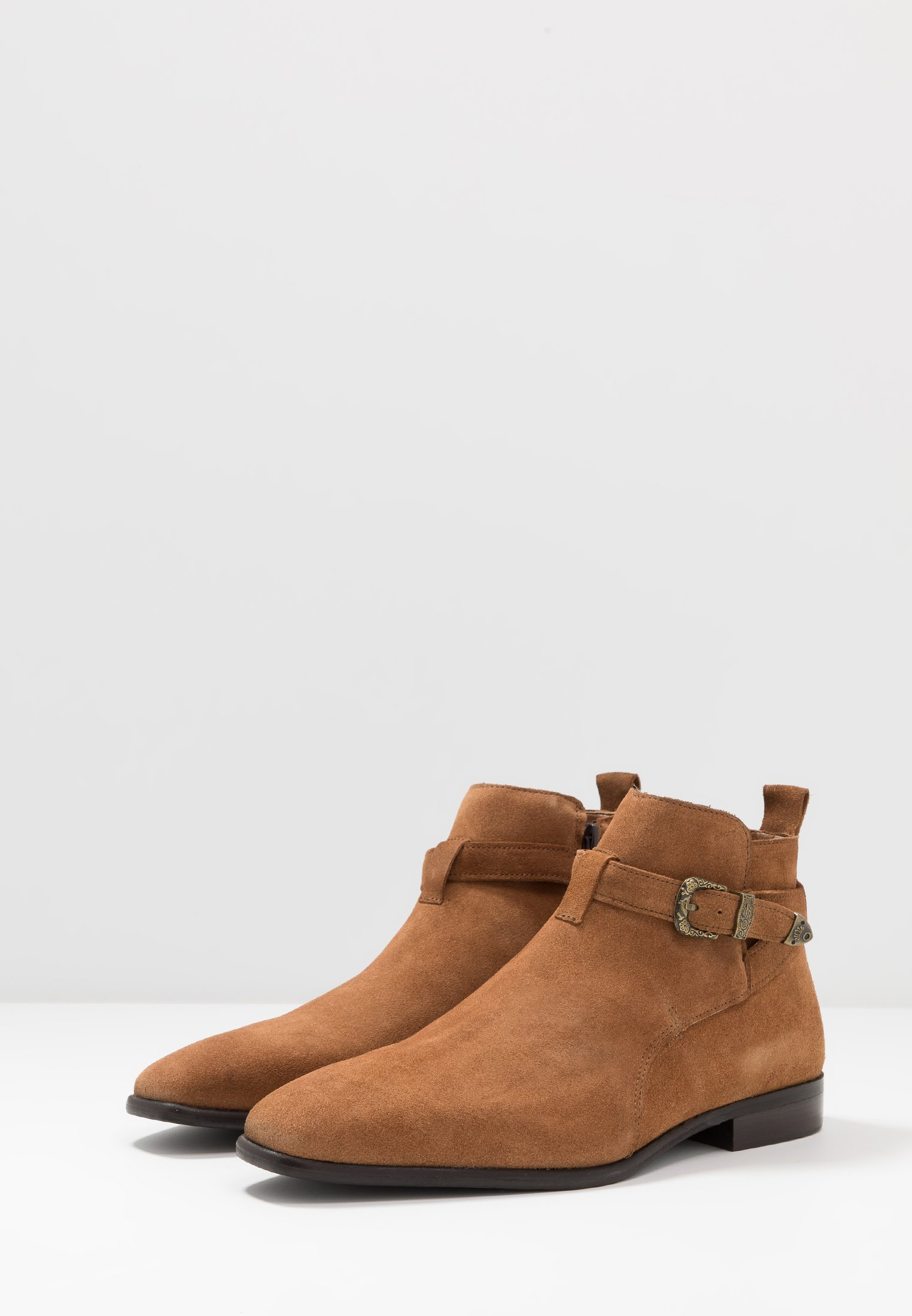River Island Stiefelette - Mid Brown Black Friday