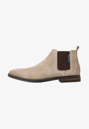 Classic ankle boots - stone