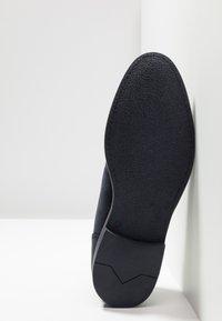 River Island - Elegantní šněrovací boty - navy - 4