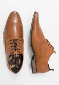 River Island - Smart lace-ups - brown medium - 1