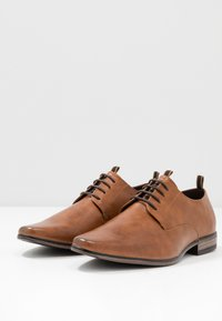 River Island - Smart lace-ups - brown medium - 2