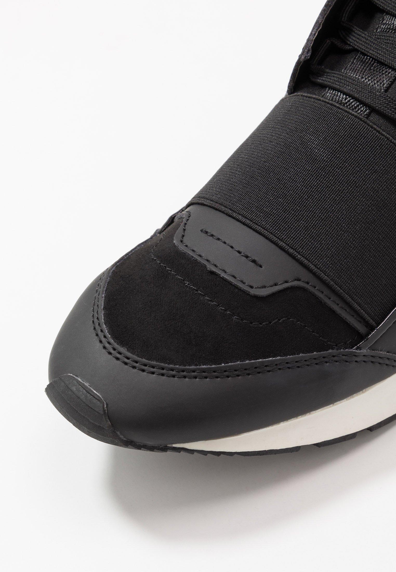 River Island Sneakers basse - black