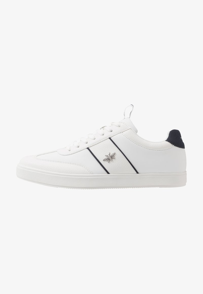 River Island - Baskets basses - white