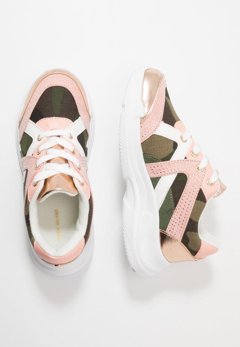 River Island - Sneakers - khaki