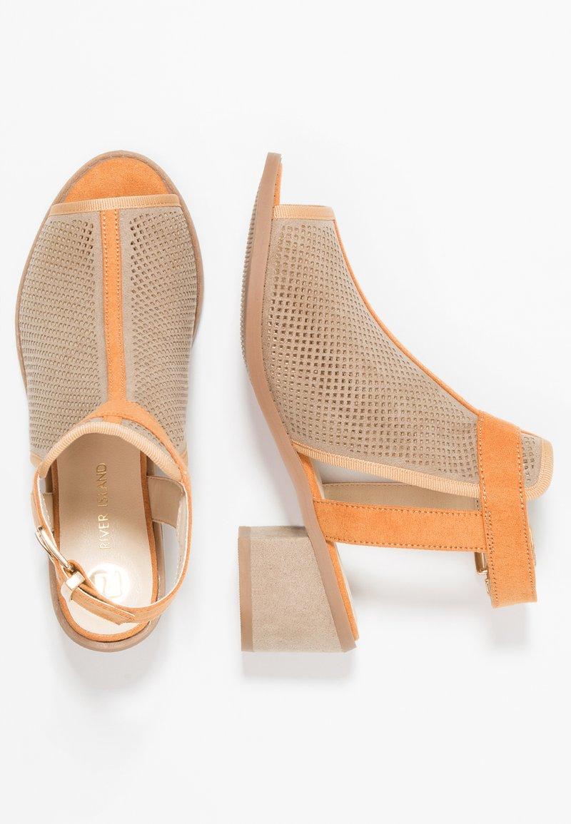 River Island - Sandals - cream