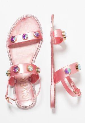Sandales - pink