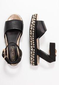 River Island - Sandals - black - 0