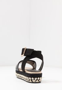 River Island - Sandals - black - 4