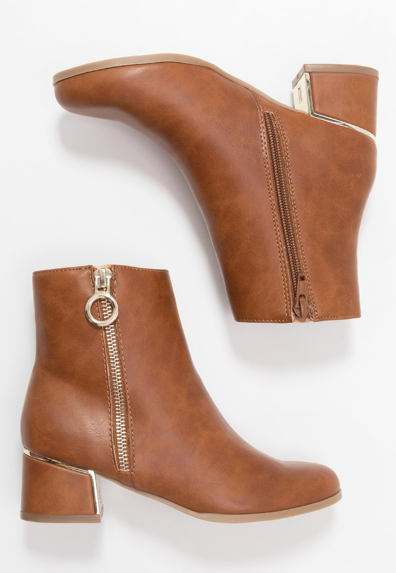 River Island - Classic ankle boots - tan