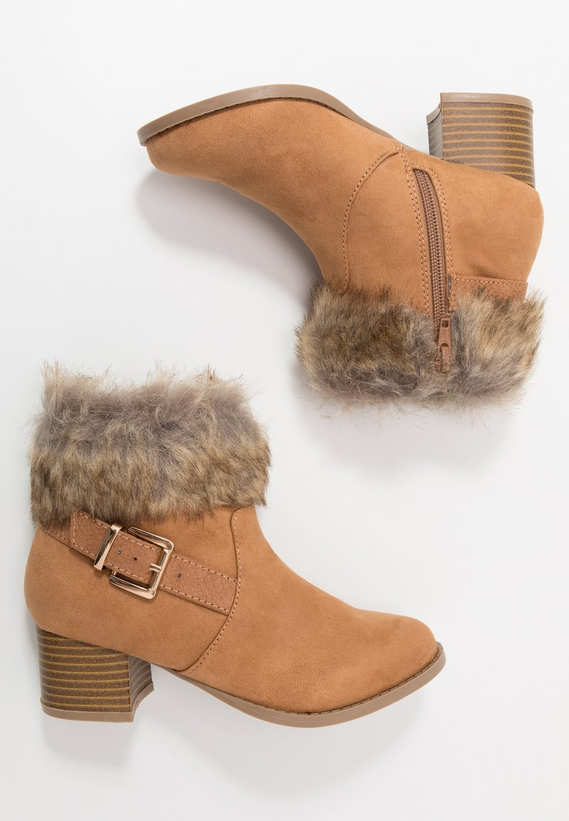 River Island - Ankle boots - tan