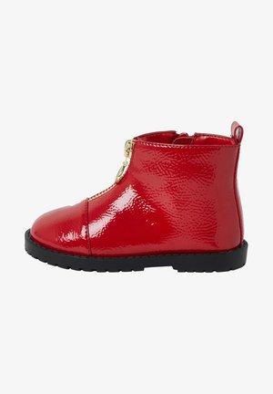 Babyschoenen - red