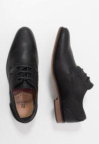 River Island - Zapatos de vestir - black - 0