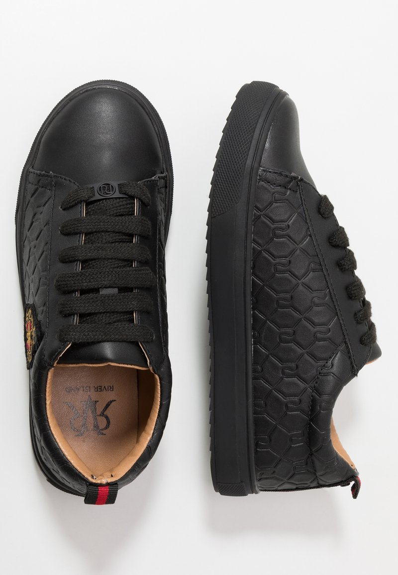 River Island - Sneakers - black