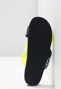River Island - Pantolette flach - yellow - 5