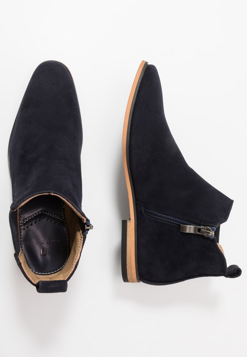 River Island - Classic ankle boots - navy
