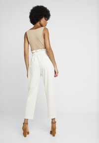 River Island - Bukse - cream - 2
