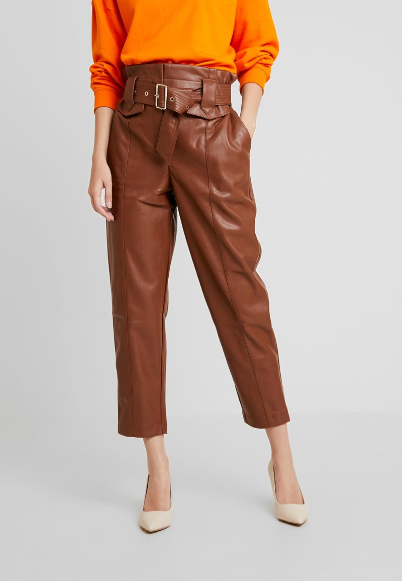 River Island - Trousers - brown