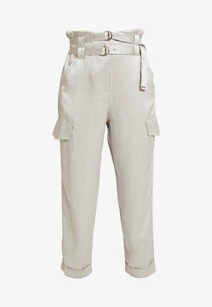 Pantalon classique - silver