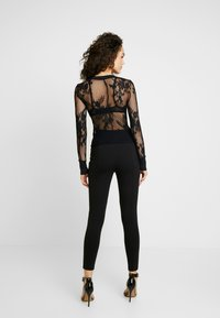 River Island - Leggings - Trousers - black - 2