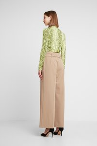 River Island - Trousers - camel - 3
